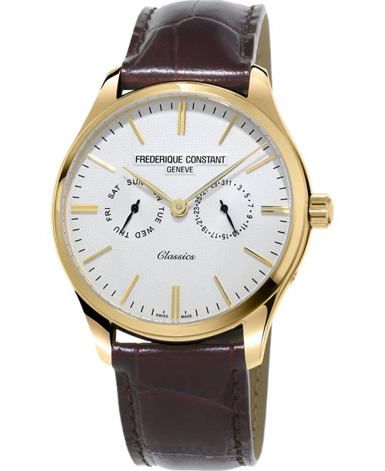 Frederique Constant FC-259ST5B5 Classics Day/Date 40mm