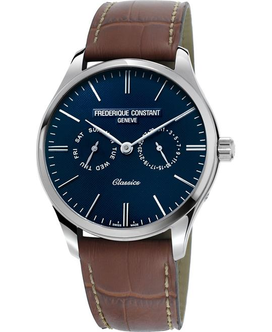 Frederique Constant FC-259NT5B6 Classics Day/Date 40mm