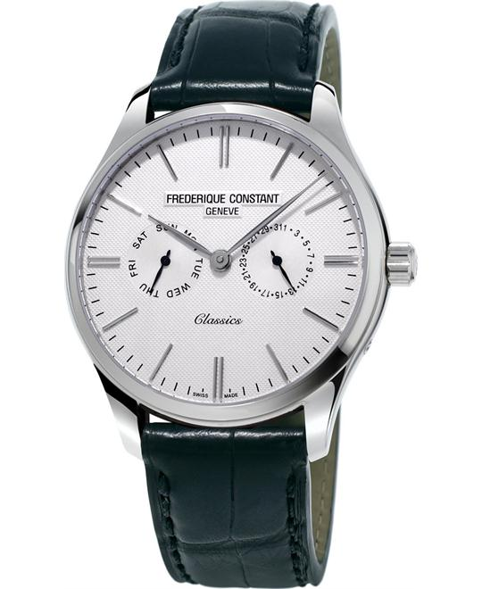 Frederique Constant FC-259ST5B6 Classics Day/Date 40mm