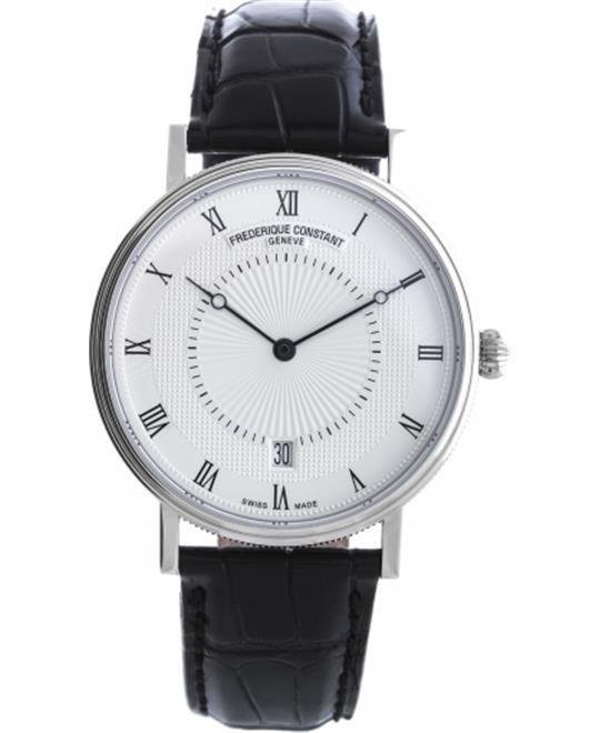 đồng hồ Frederique Constant FC-306MC4S36 Slimline Classics 39mm