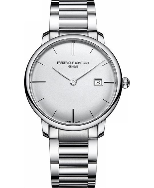 Frederique Constant FC-306S4S6B3 Slimline Automatic 40mm