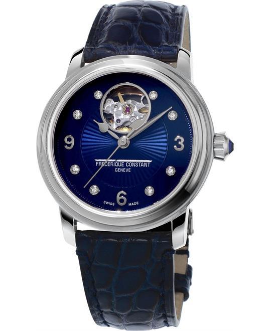 đồng hồ Frederique Constant FC-310HBAND2P6 Heartbeat Auto 34mm