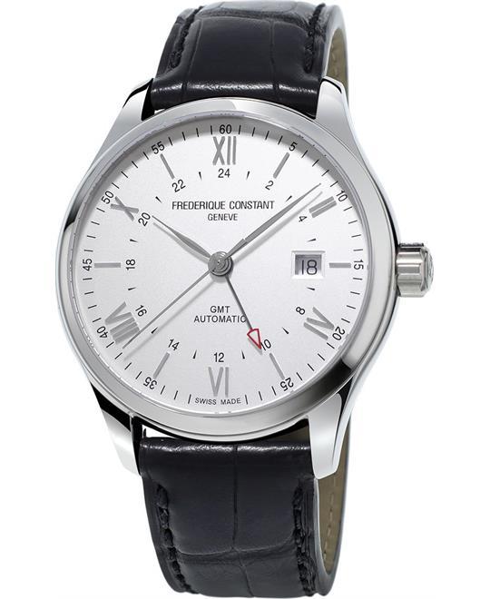 đồng hồ Frederique Constant FC-350S5B6 Classics GMT Auto 42mm