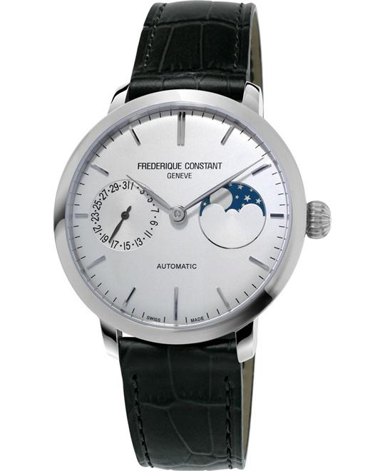 đồng hồ Frederique Constant FC-702S3S6 Slimline Moonphase 38.8mm