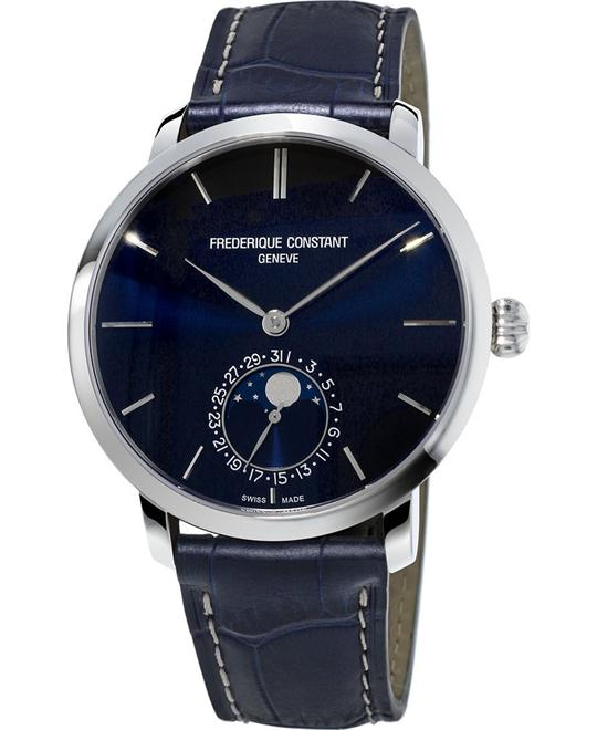 Frederique Constant FC-705N4S6 Manufacture Slimline Moonphase 42mm