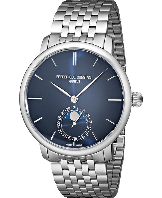 Frederique Constant FC-705N4S6B Slimline Moonphase 42mm