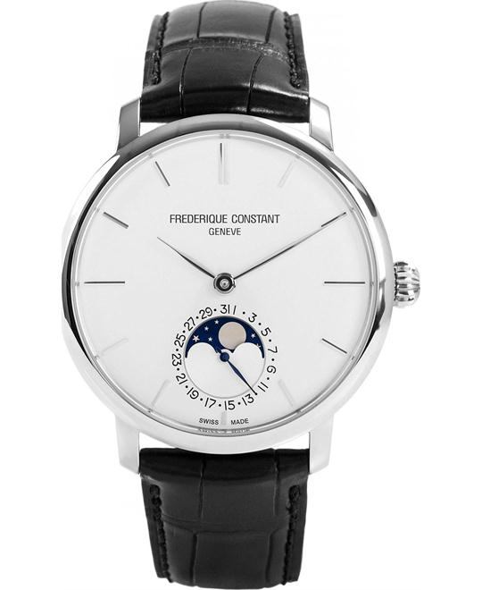 Frederique Constant FC-705S4S6 Slim Line Moonphase 42MM