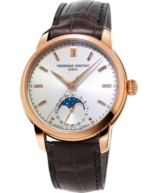 đồng hồ Frederique Constant FC-715V4H4 Classic Moonphase Watch 40.5mm