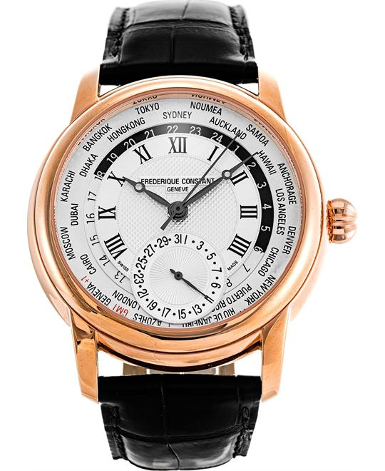 đồng hồ Frederique Constant FC-718MC4H4 Worldtimer Watch 42mm