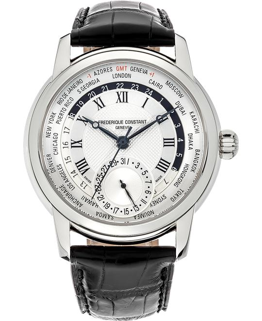 đồng hồ Frederique Constant FC-718MC4H6 Worldtimer Watch 42mm