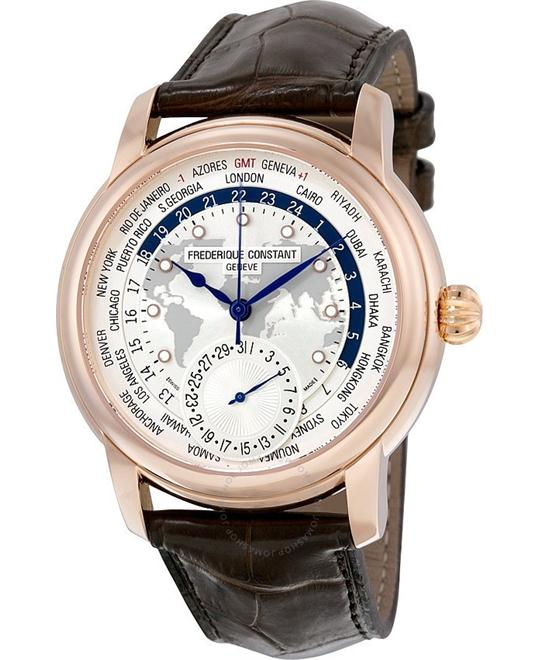 đồng hồ Frederique Constant FC-718WM4H4 Worldtimer Limited 1888 42mm