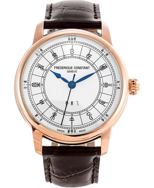 Frederique Constant FC-724CC4H4 Manufacture Zodiac Watch 40.5mm