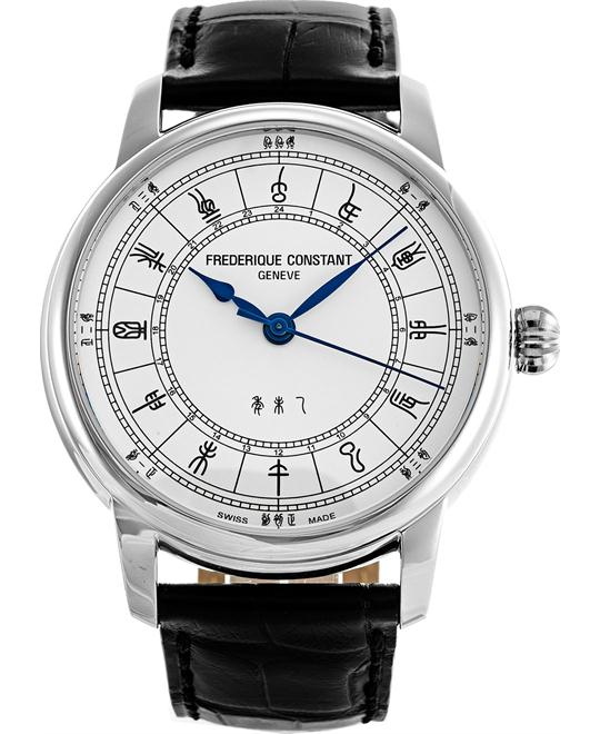 Frederique Constant FC-724CC4H6 Zodiac Watch 40mm