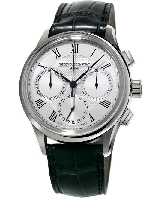 đồng hồ Frederique Constant FC-760MC4H6 Flyback Chronograph 42mm