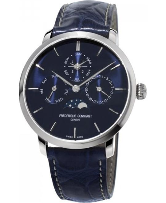 Frederique Constant FC-775N456 Slimline Watch 42mm