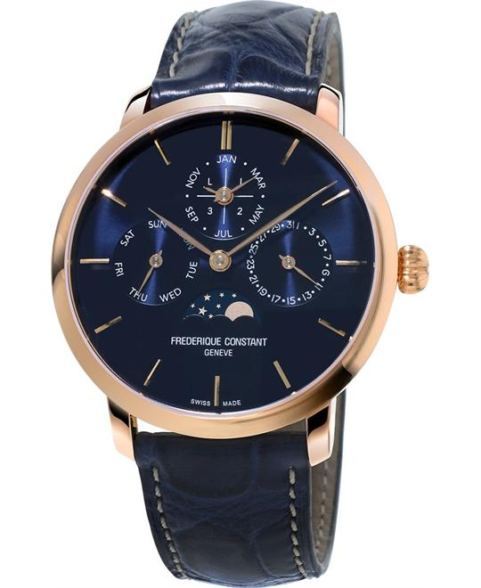 Frederique Constant FC-775N4S4 Slimline Perpetual 42mm