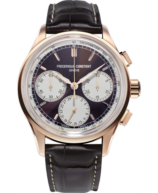 đồng hồ nam Frederique Constant Flyback FC-760CHC4H4 Chronograph 42mm