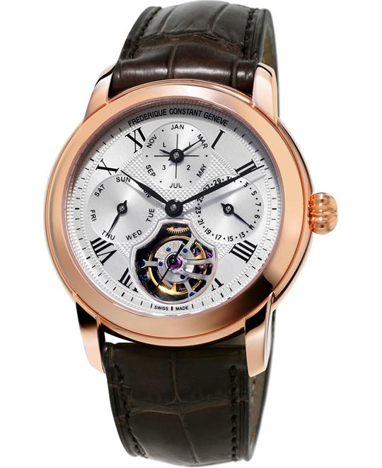 đồng hồ Frederique Constant Manufacture Tourbillon Limited Edition 42mm