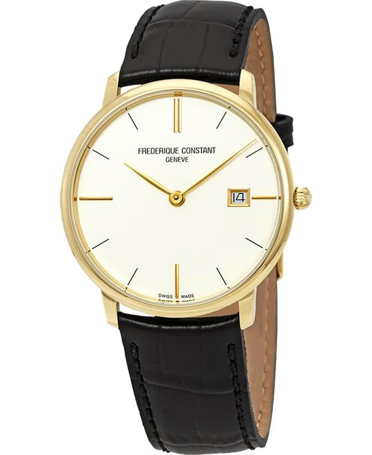Frederique Constant Slimline FC-220BV5S5 Watch 38mm