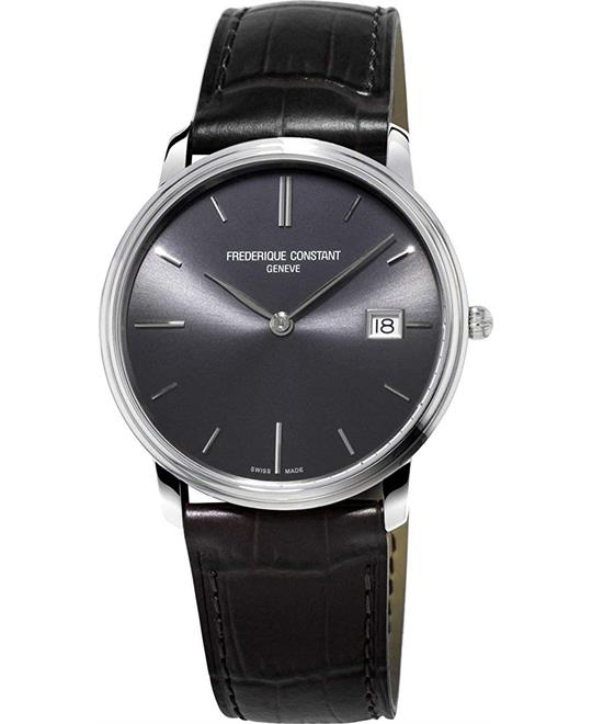 Frederique Constant SlimLine FC-220NG4S6 Swiss Watch 37