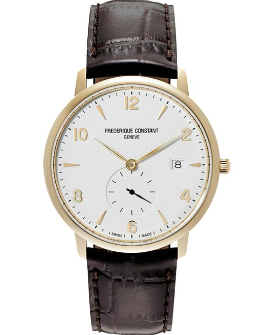 Frederique Constant Slimline FC-245VA5S5  Watch 39mm