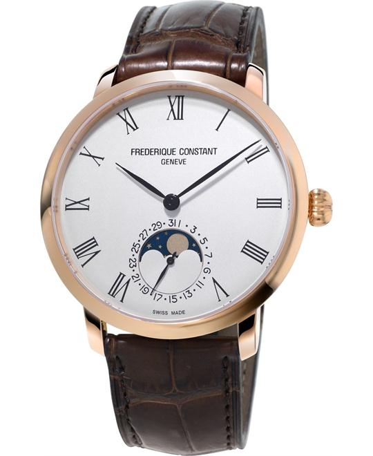 FREDERIQUE CONSTANT FC-705WR4S4 SLIMLINE MOONPHASE 42mm