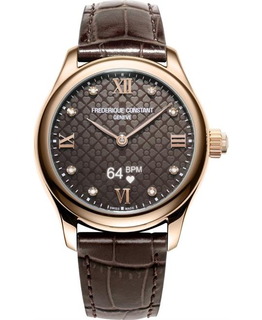 Frederique Constant Smartwatch FC-286CD3B4 Ladies Vitality 36mm