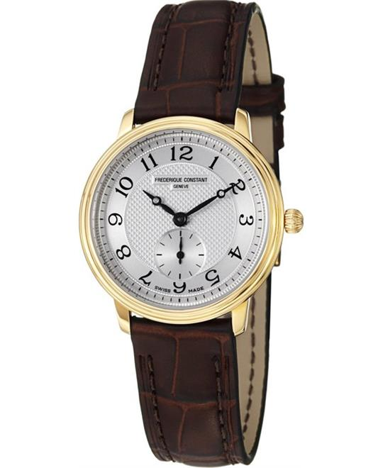 Frederique Slim Line FC-235AS1S5 Watch 28mm