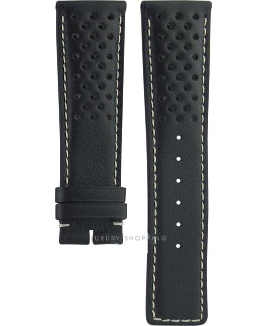 Gucci 131.3 Leather Black Original Watch Strap 23/20
