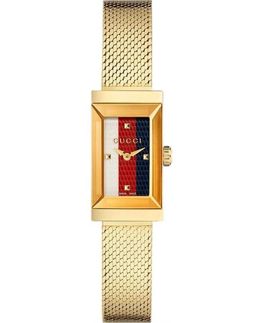 đồng hồ nữ Gucci G-Frame Watch 14mm x 25mm
