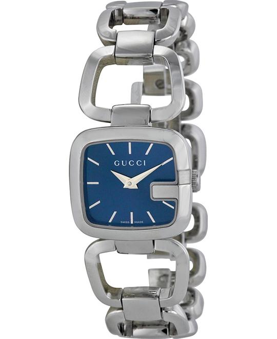 Gucci G-Gucci  Women's Stainless Steel Watch 25mm