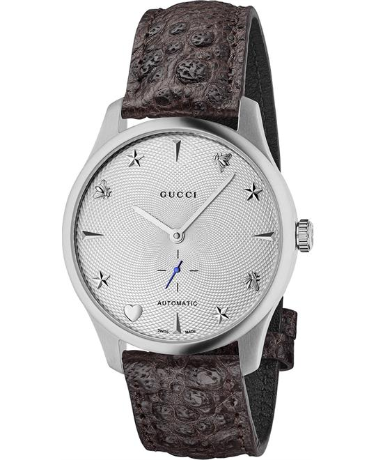 dong ho nam Gucci G-Timeless Automatic Men's Watch 40mm