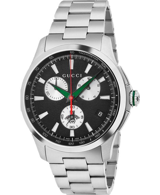 Gucci G-Timeless Chronograph Watch 44mm