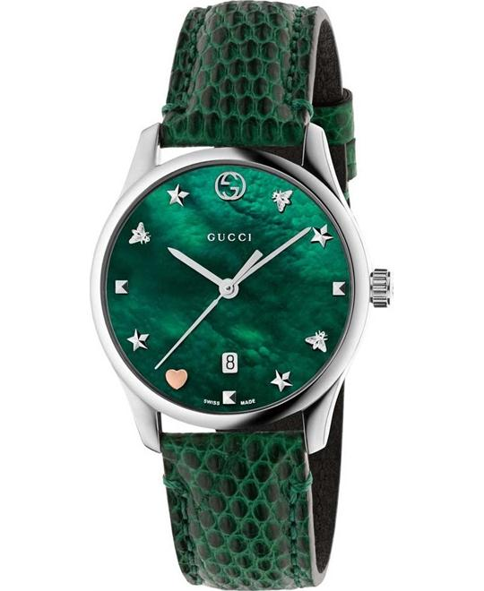 GUCCI G-TIMELESS ladies watch 29 MM