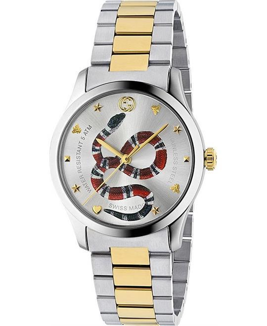 đồng hồ Gucci G-Timeless Men's Watch 38mm