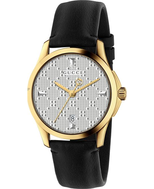 Gucci G-Timeless SIlver Watch 38mm
