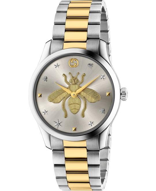 MSP: 89669 Gucci G-Timeless Unisex Watch 38mm
