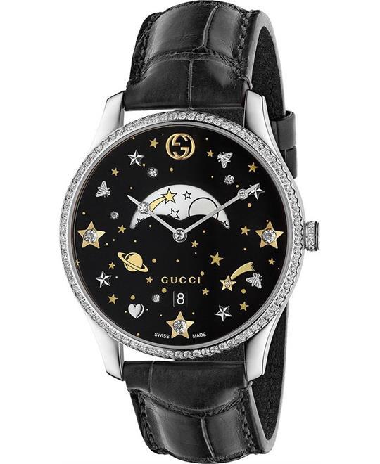 MSP: 86113 Gucci G-Timeless Watch 36mm