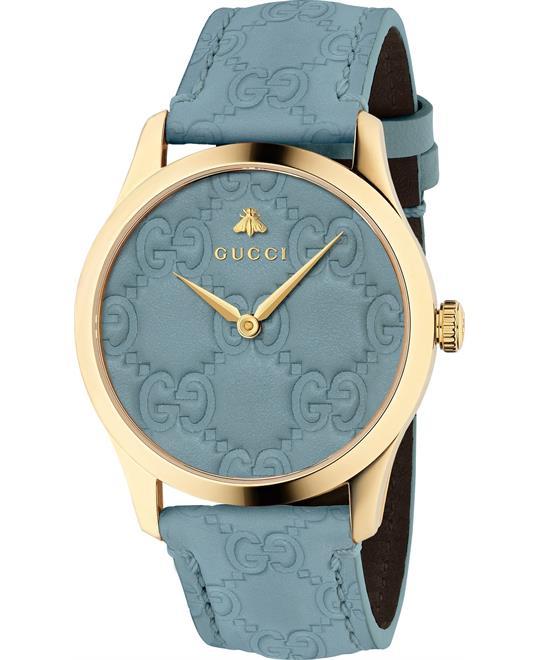 MSP: 86195 Gucci G-Timeless Watch 38mm