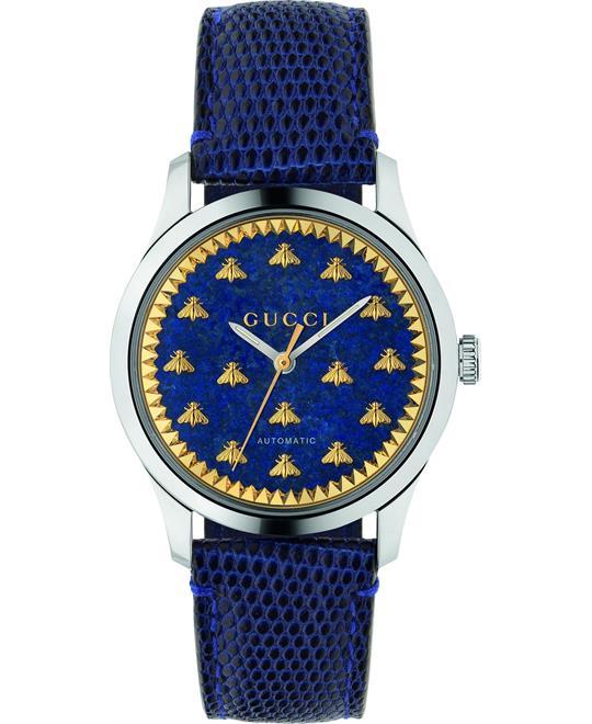 đồng hồ nam thời trang Gucci G-Timeless Automatic Watch 38mm