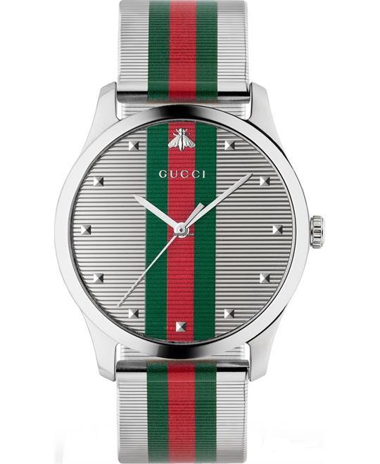 đồng hồ nam thời trang Gucci G-Timeless Watch 42mm