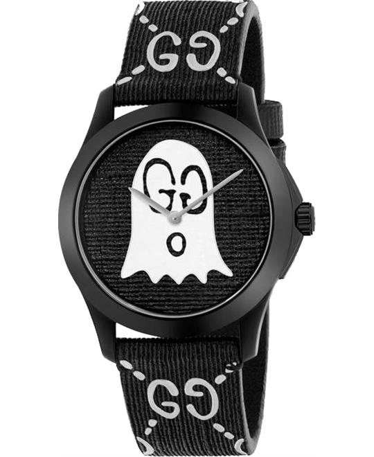 Gucci Ghost G-Timeless Limited Edition Watch 38mm