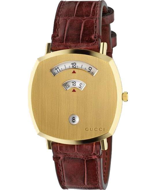 đồng hồ nam thời trang Gucci Grip Unisex Watch 38mm
