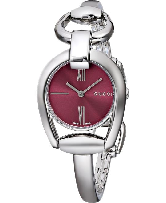 Gucci Horsebit Collection Red Watch 28mm