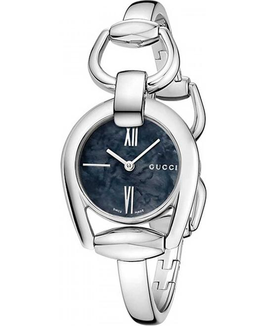 Gucci Horsebit Collection  Women's Swiss Watch 28mm