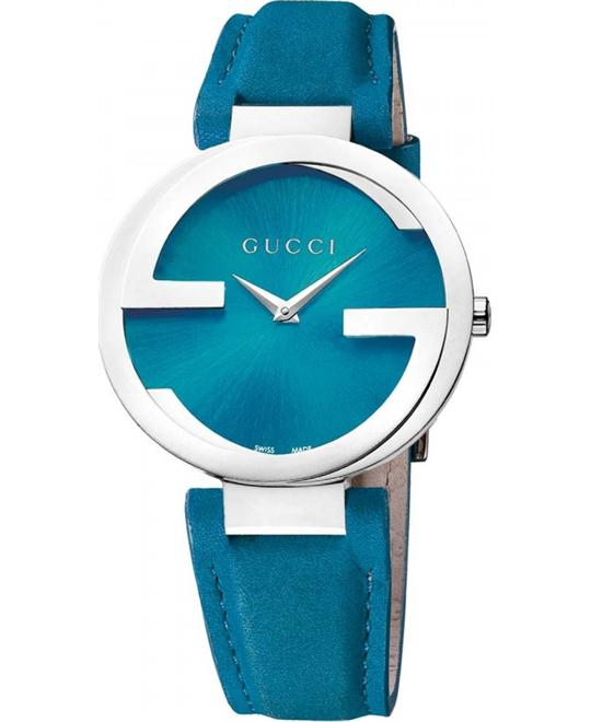 Gucci Interlocking G Turquoise Watch 37mm