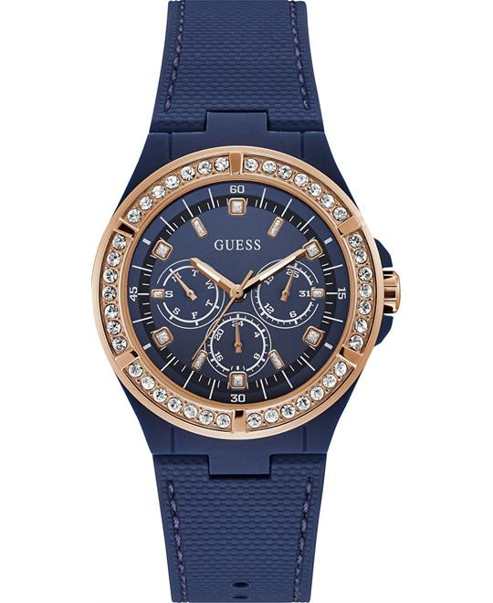 Guess Blue Active Life Multi-function Watch 39mm