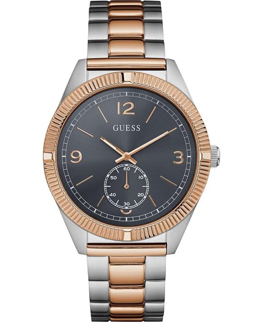 GUESS Chronograph York Two-Tone Watch 42mm