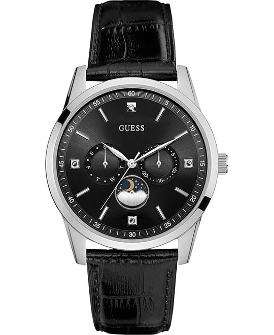 GUESS DRESS QUARTZ WATCH 42MM