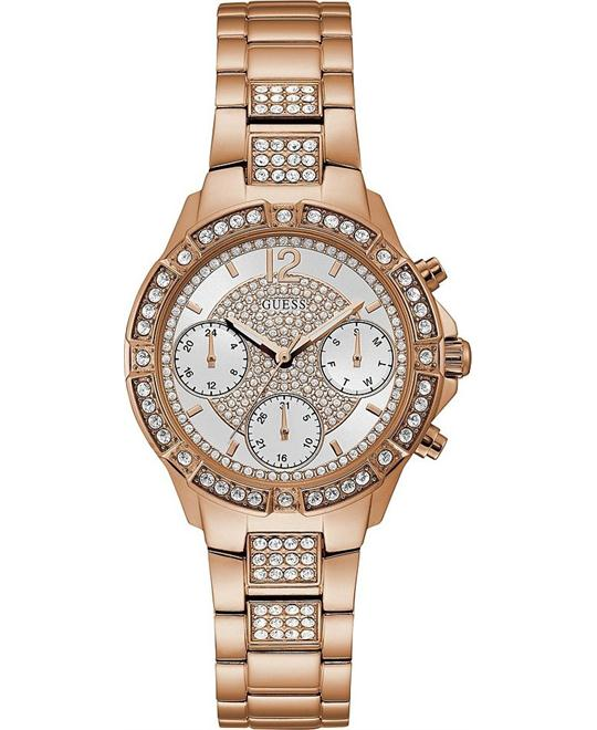 Guess Dress Reloj Oro Rosa Watch 36mm
